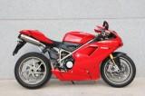 Výfuk Ixil Ducati 1098 (07-10) Nerez Levý