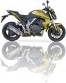 Výfuk Ixil Honda CB 1000 R (08-17) Nerez