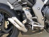 Výfuk Ixil Honda CB 1000 R (08-17) Nerez X