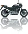 Výfuk Ixil Honda CBF 500 (04-11) Černý