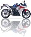 Výfuk Ixil Honda CBR 250 R (11-13) Nerez