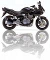 Výfuk Ixil Suzuki GSF 600 Bandit (01-04) Černý