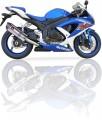 Výfuk Ixil Suzuki GSX-R 600 (08-10) Nerez