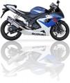 Výfuk Ixil Suzuki GSX-R 1000 (05-06) Nerez
