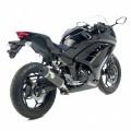 Výfuk Leo Vince Kawasaki Ninja 250-300 R (13-17) Carbon