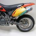 Výfuk Leo Vince KTM LC4 640 SM/Enduro (03-04) Hliník