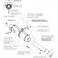 Výfuk Leo Vince Suzuki GSX 650 F (08-15) Carbon