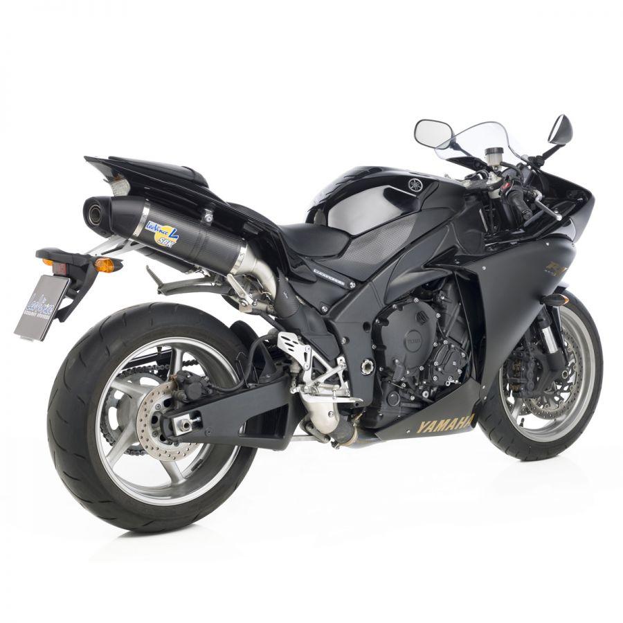 Výfuky Leo Vince Yamaha YZF-R1 (09-14) Carbon