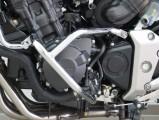 Padací rámy Honda CBF 600 (-07) černé