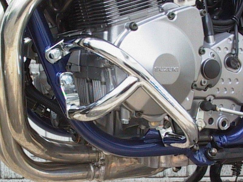Padací rámy Suzuki GSF 600 Bandit chrom Fehling