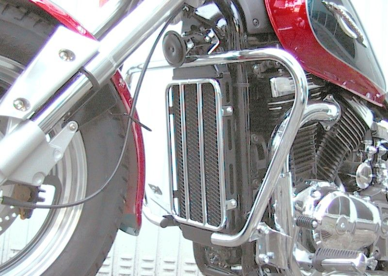 Padací rámy Suzuki VZ 800 Marauder Fehling
