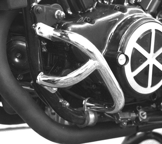 Padací rámy Yamaha V-Max Fehling