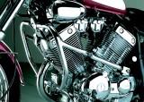 Padací rámy Yamaha XV 535 Virago
