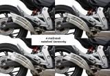 Výfuk IxRace Honda CB 1000 R (08-15) Nerez Z7
