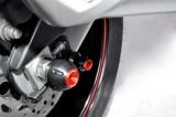 Padací protektory do zadní osy kola Aprilia SL 750 Shiver (od 2007) RD moto