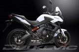 Výfuk Delkevic Kawasaki Versys 650 (06-11) Nerez 225mm