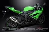 Výfuk Delkevic Kawasaki ZX-6R Ninja (09-14) Nerez 225mm