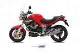 Výfuk Mivv Moto Guzzi Breva 1100 (05-) Oval Carbon
