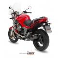 Výfuk Mivv Moto Guzzi Breva 1100 (05-) Suono Black