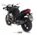 Výfuk Mivv Moto Guzzi Breva 1200 (07-) Oval Carbon