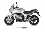 Výfuk Mivv Moto Guzzi Norge 1200 (06-08) Speed Nerez