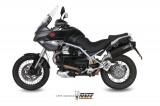 Výfuk Mivv Moto Guzzi Stelvio 1200 (08-) Speed Black