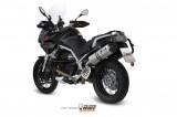 Výfuk Mivv Moto Guzzi Stelvio 1200 (08-) Speed Nerez