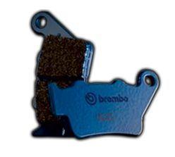 Brzdové destičky Brembo Suzuki 50 RMX (00>) - přední TT