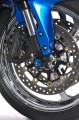 Padací protektory do přední osy kola Kawasaki Z1000 (07-09) RD moto