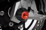 Padací protektory do přední osy kola Kawasaki Z800 (od 2013) RD moto