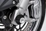 Padací protektory do přední osy kola Kawasaki ZX-6R / RR (09-12) RD moto