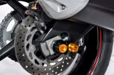 Padací protektory do zadní osy kola Kawasaki ZX-10R (od 2011) RD moto