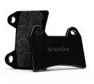 Brzdové destičky Brembo Honda 1200 VFR FW (parking brake) (10>) - zadní CC
