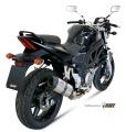 Výfuk Mivv Suzuki SV 650 (04-05) Suono Black