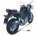 Výfuk Mivv Suzuki SV 650 (06-12) GP Black
