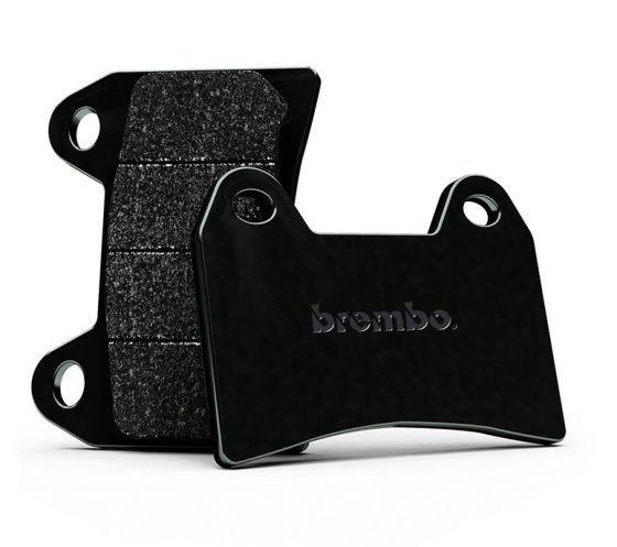 Brzdové destičky Brembo Kawasaki 750 Z 750 (04>06) - zadní CC