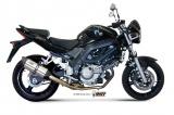 Výfuk Mivv Suzuki SV 650 (06-12) Suono Black