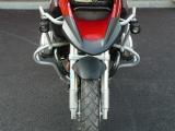 Padací rámy BMW R 1200 GS (08-12) Černé-spodní na motor RD moto