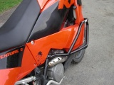 Padací rámy KTM 950 Adventure Oranžové RD moto