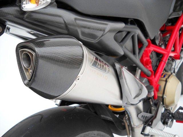 Výfuk Zard Ducati Hypermotard 1100 (07-) System