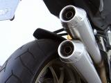 Výfuk Zard Ducati Streetfighter 848 (12-) Nerez