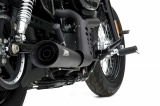 Výfuk Zard Harley Davidson Sportster (14-) Black Systém