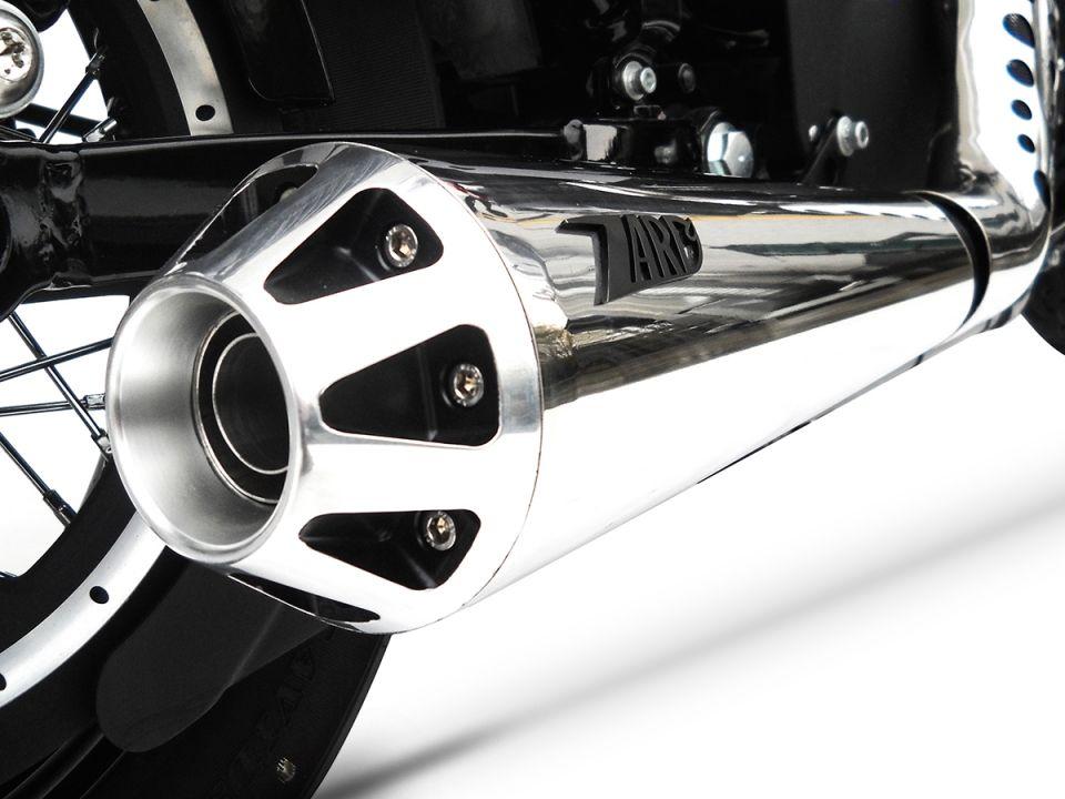 Výfuk Zard Harley Davidson Sportster (14-) Nerez Systém
