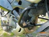 Padací rámy Suzuki XF 650 Freewind Černé
