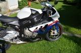 Padací protektory BMW S1000RR (od 2010) RD moto