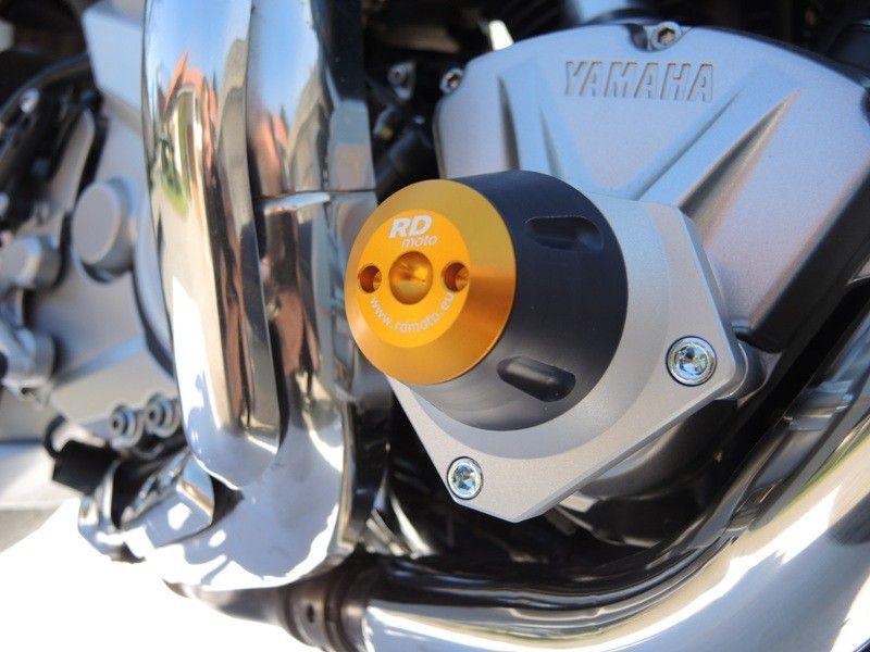 Padací protektory Yamaha MT01 spodní RD moto