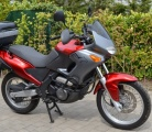 Padací rámy Aprilia Pegaso 650 (96-) Černé RD moto