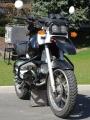 Padací rámy BMW R 1100 GS černé RD moto