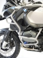 Padací rámy BMW R 1200 GS LC (14-) Stříbrné - Komplet