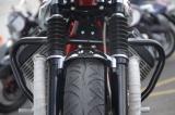 Padací rámy Moto Guzzi V7 Stone / Special / Racer Černé
